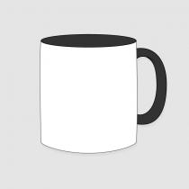 2 Tone Durham Mug